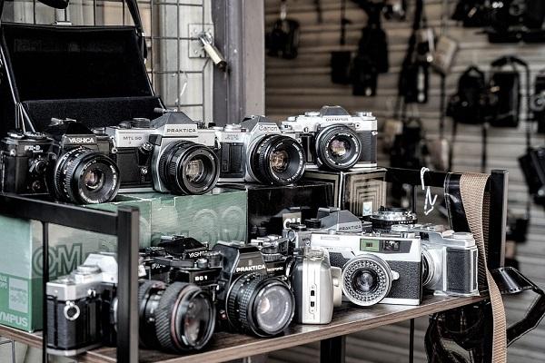 Top 10 cửa hàng bán máy ảnh cũ/ mới uy tín ở TP.HCM