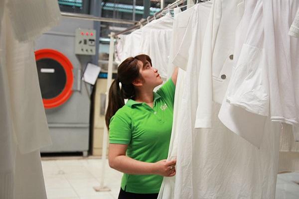 Top 10 dịch vụ giặt ủi tốt nhất tại TP Hồ Chí Minh