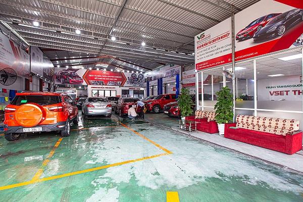 Top 10 Xưởng/ Gara sửa chữa ô tô uy tín nhất tại TP.HCM