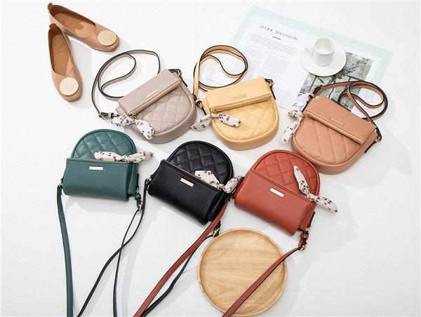Top 10 shop bán túi xách nữ đẹp nhất tại TP.HCM
